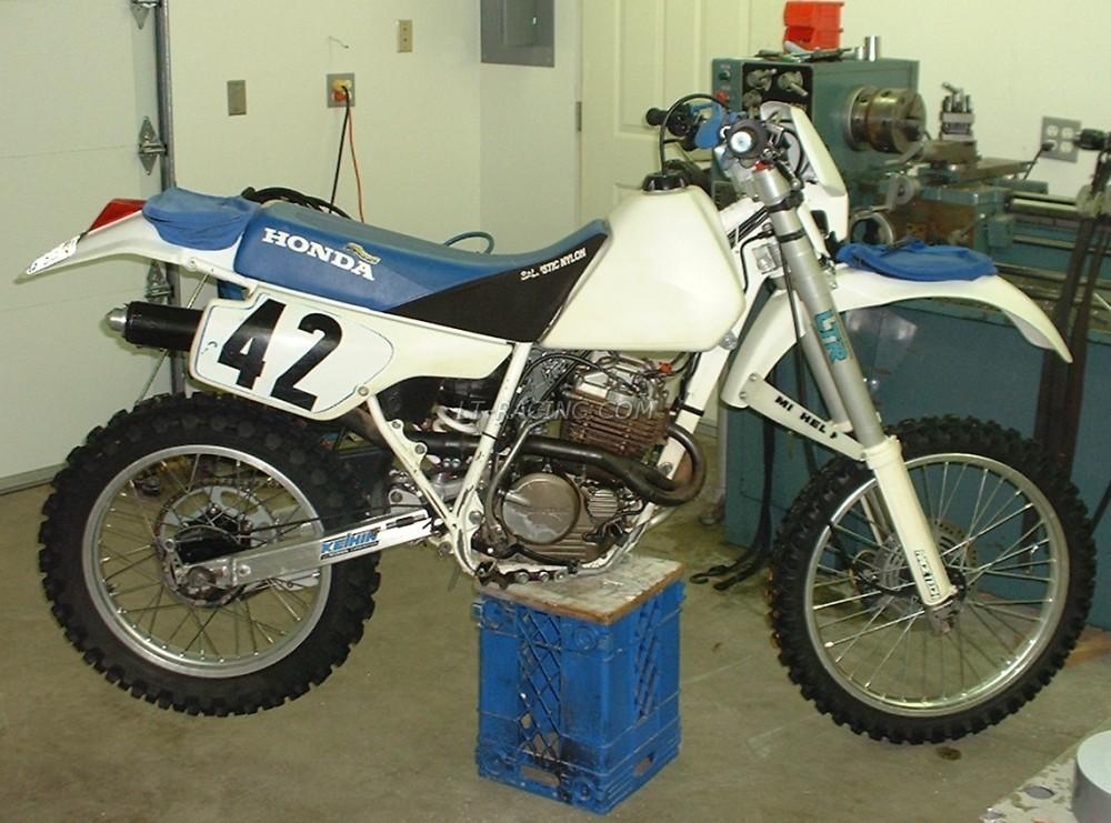 XR250R's